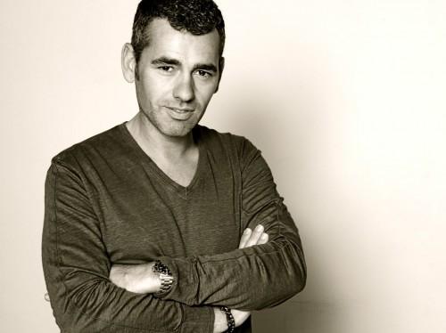 El estilista Tito Sánchez, fotografía de Beatriz Sancho